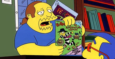 Comic Book Guy PWNS