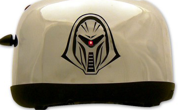 cylon toaster 2.0 sdcc exclusive nbc universal store