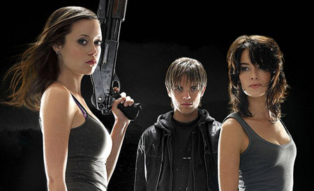Terminator: The Sarah Connor Chronicles Cast Promo