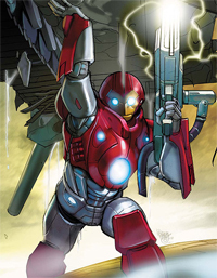 Ultimate Iron Man #II #5