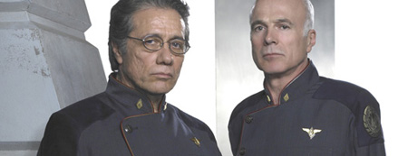Edward James Olmos & Michael Hogan To Appear At Wizard World Philly