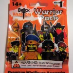 Brick Warriors --Warrior Pack