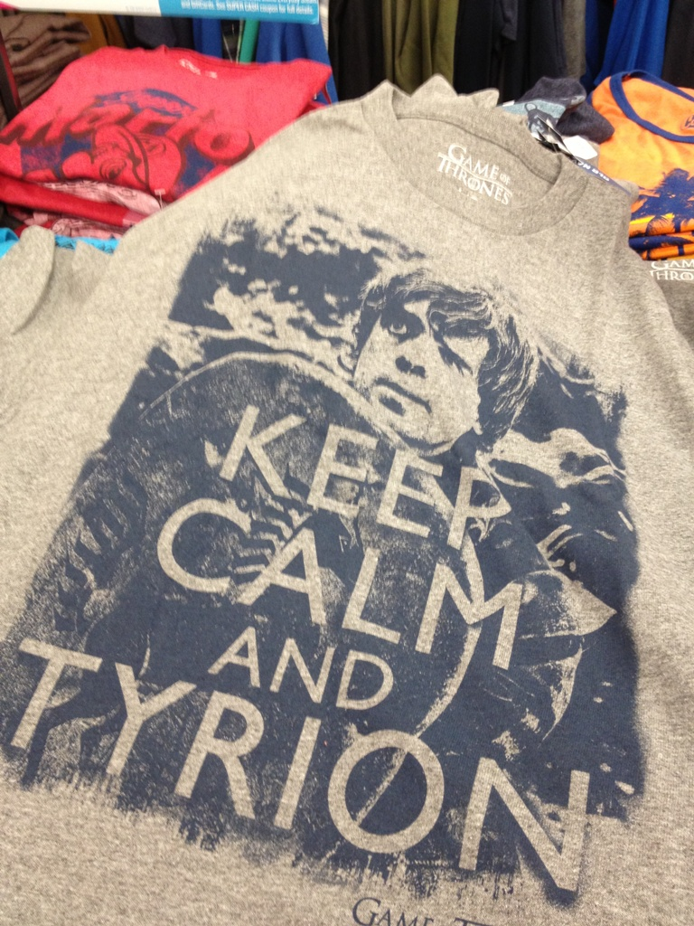 Game of Thrones ... Now at Old Navy