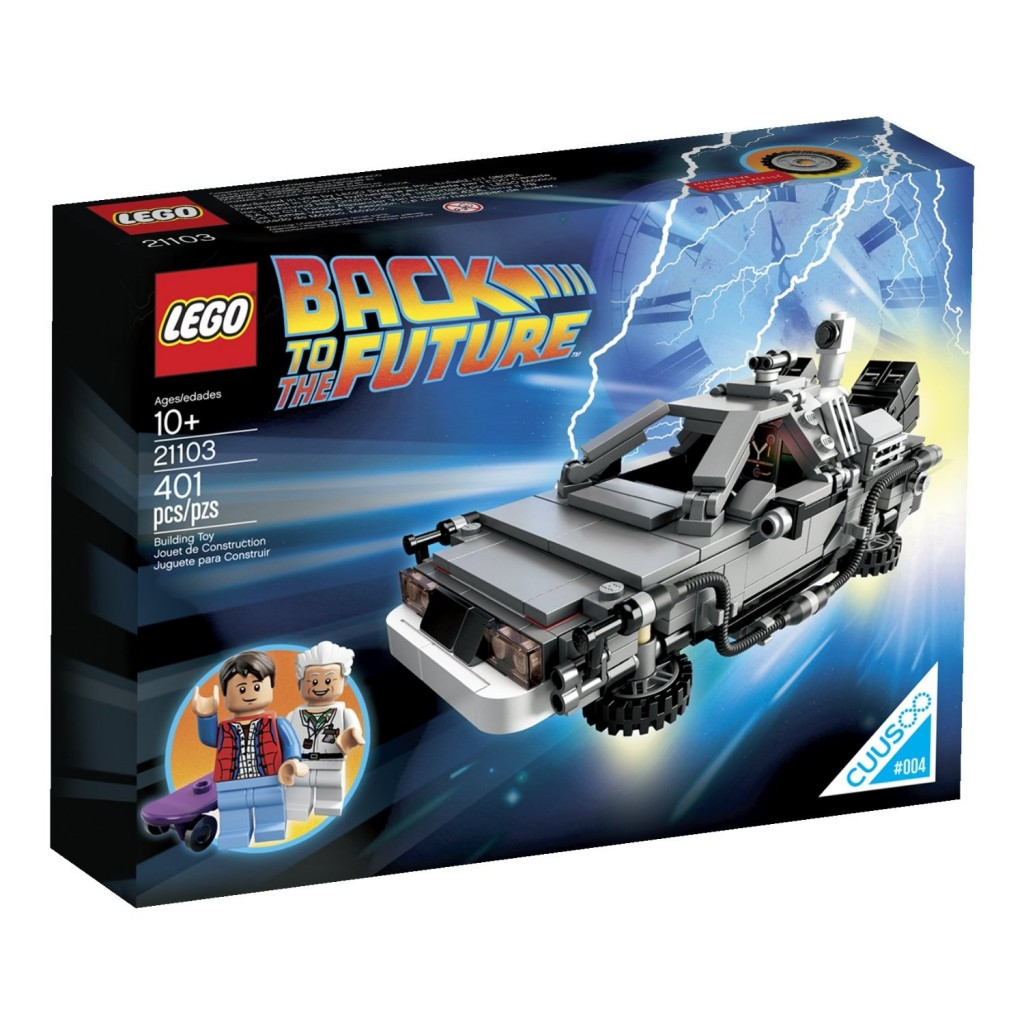 Delorean 22103