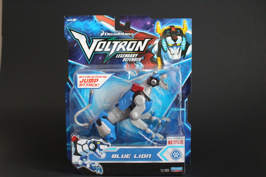 Toy Review: Voltron Legendary Defender Basic Series – Blue